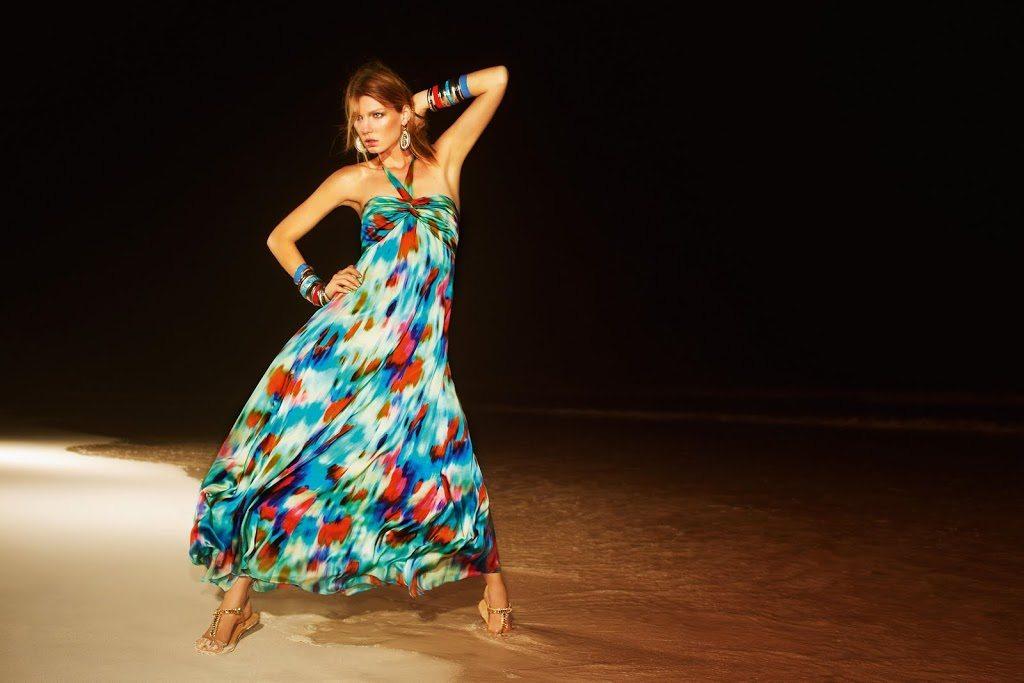 Bolivia maxi dress