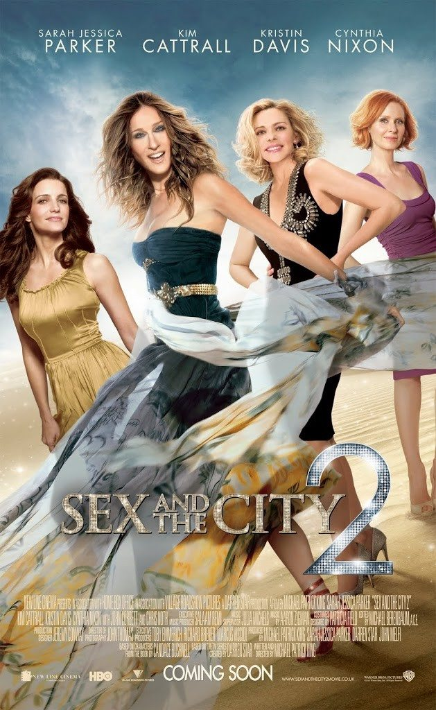Sex and the City 2: Carrie On