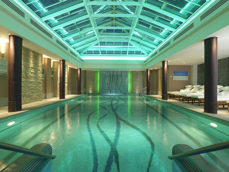 Happy Feet: Kohler Waters Spa, The Old Course Hotel St Andrews – The ...