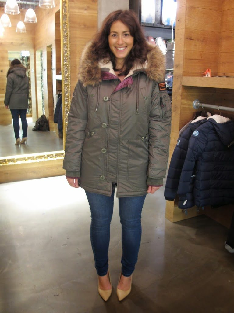 Fashion Road Test: AW14 Coats at Overgate – The Daydreamer