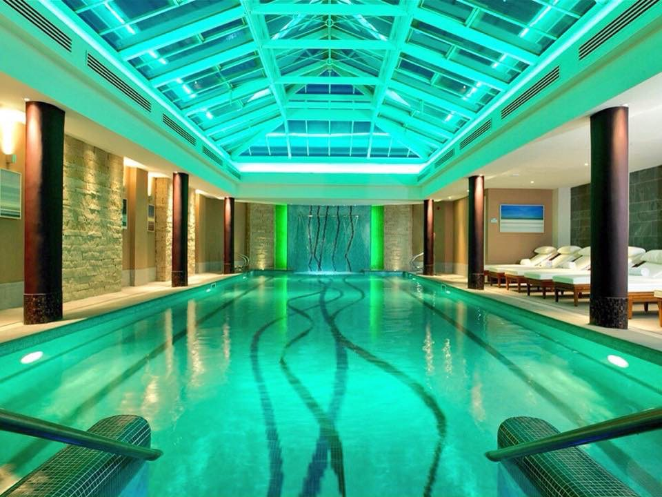 Kohler Waters Spa Pool