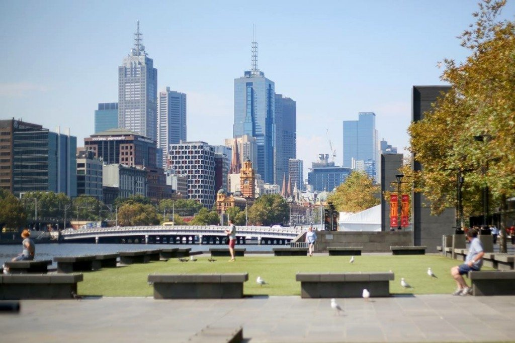 Melbourne: A New City