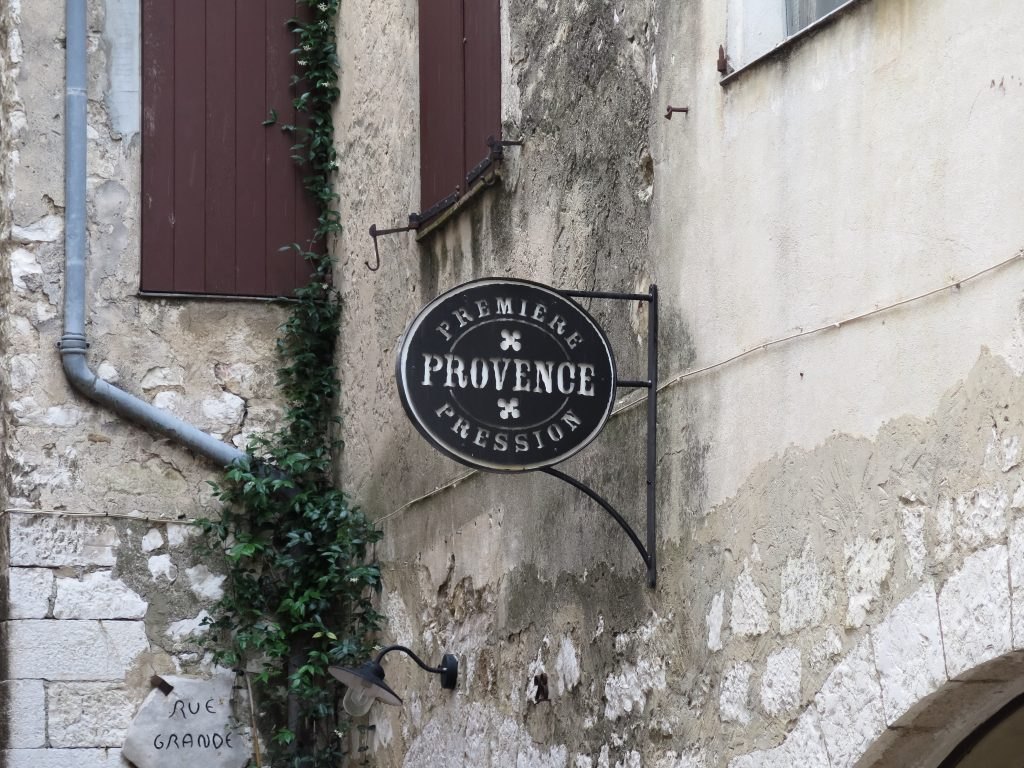 Saint Paul de Vence Part 1