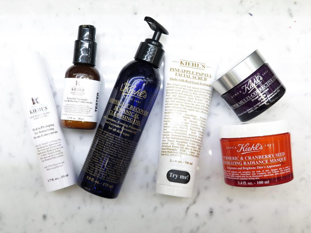 Introducing Kiehl's