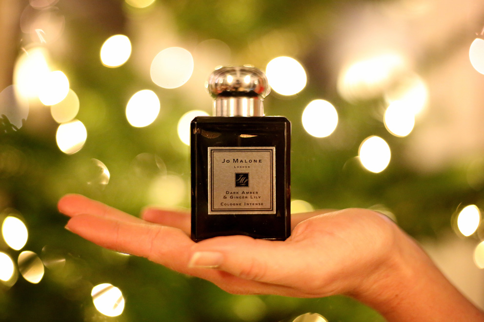 Dark Amber & Ginger Lily by Jo Malone