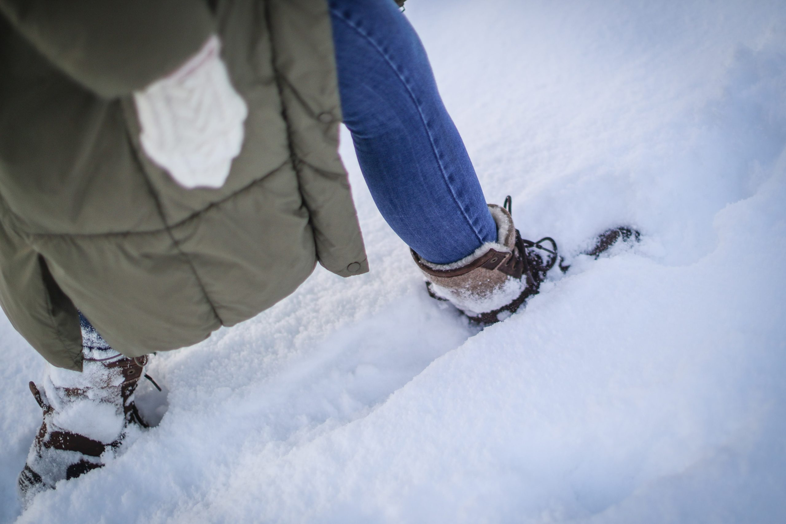 snow walk boots