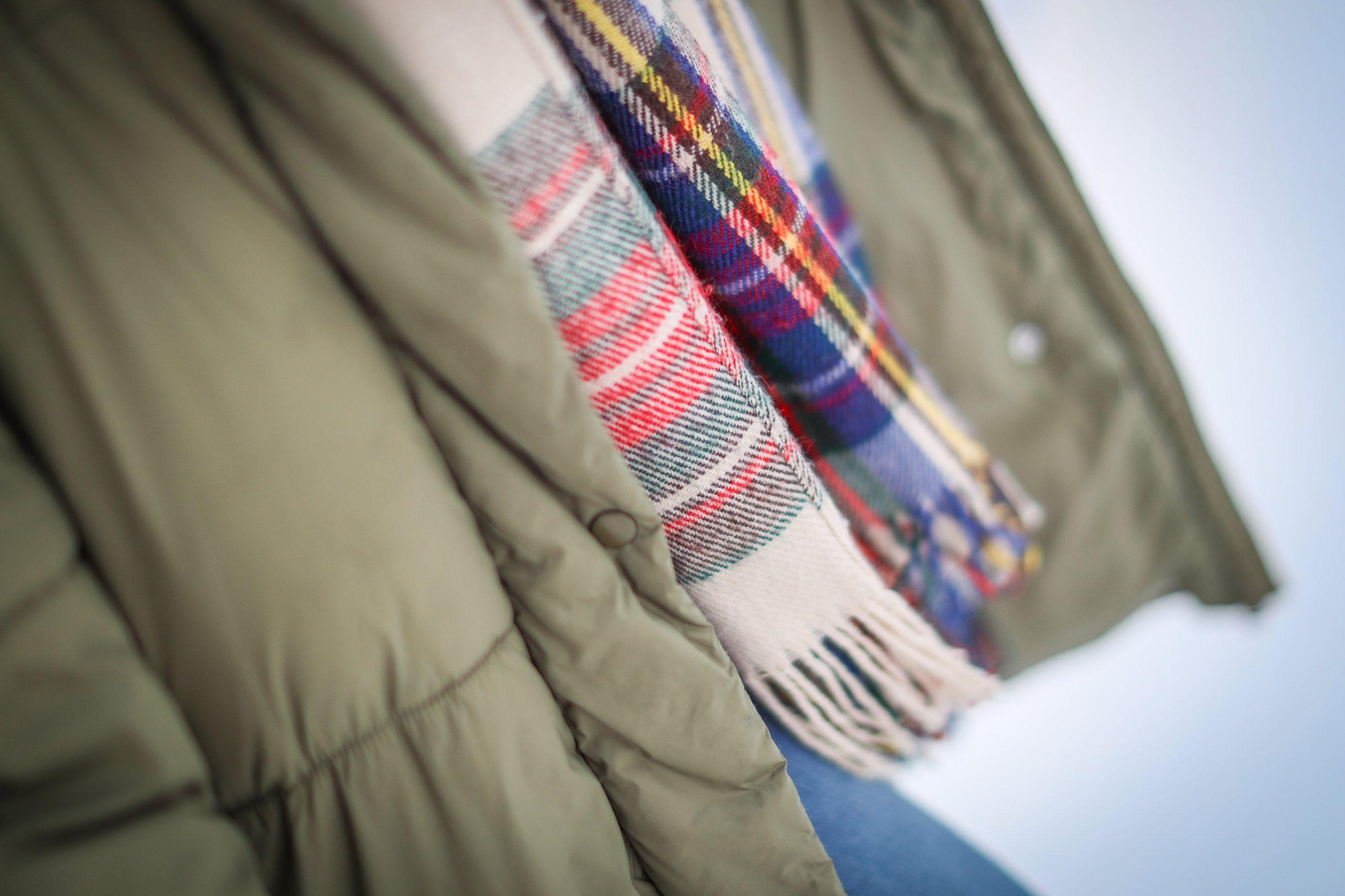 snow walk scarf